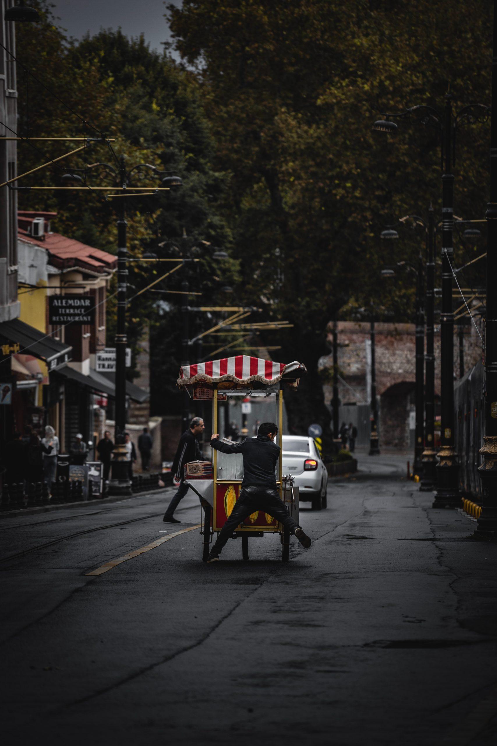 معرفى شهر استانبول