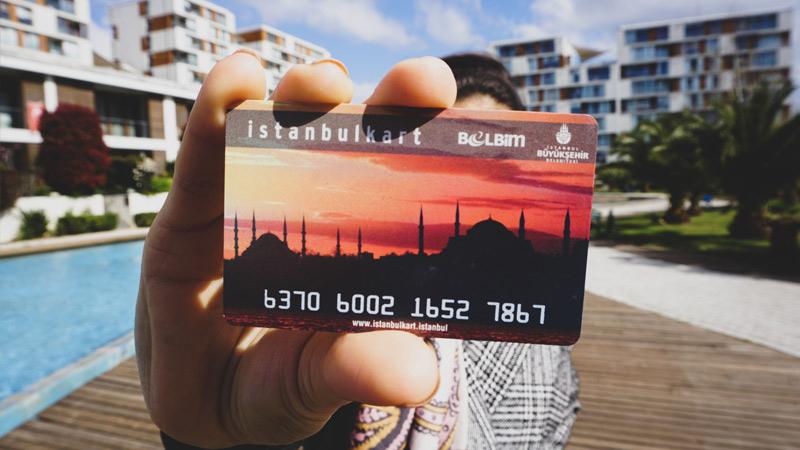 همه چیز درباره استانبول کارت!