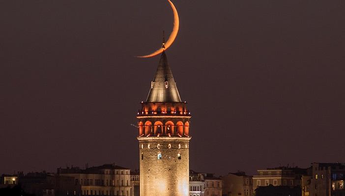 """""""گالاتا كولسى"""" در استانبول"""