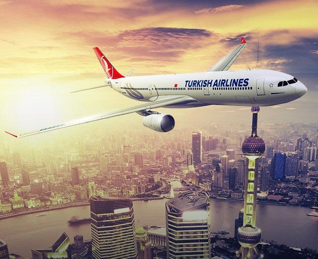 نماد ترکیه، در صنعت هوانوردی دنیا