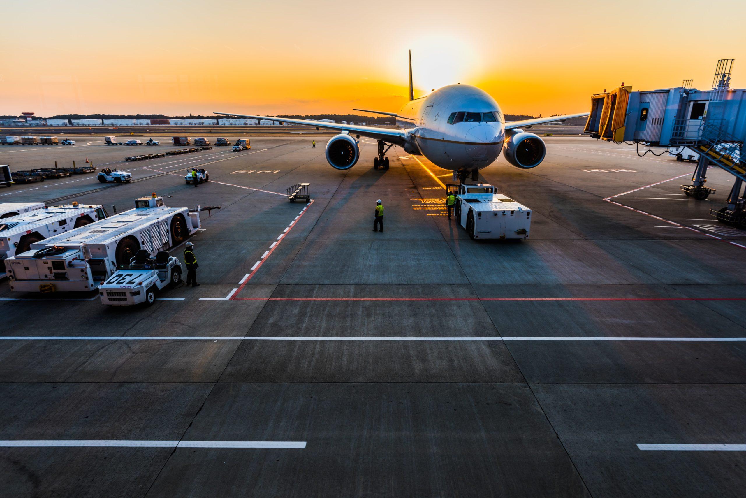 معرفى فرودگاه آنكارا