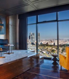 آپارتمان 2 خوابه 92 متری در منطقه Şişli