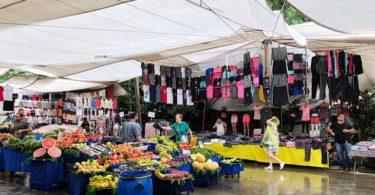 بازارهای هفتگی در ترکیه شبیه بازارهای رشت است؟