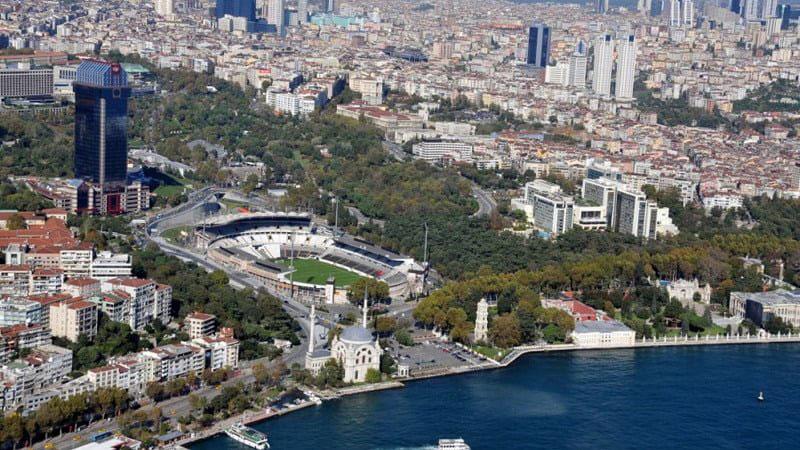 بشیکتاش، محلهای قدیمی و لوکس در بخش اروپایی استانبول