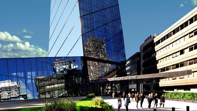 لونت شناختهشدهترین منطقه در استانبول با سازههای مدرن