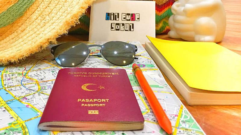 پاسپورت ترکیه یکی از ۴۰ پاسپورت معتبر در جهان