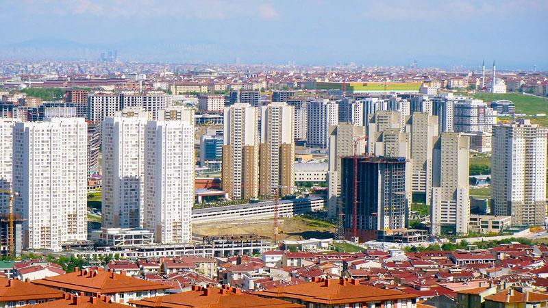 محل اسن یورت استانبول، یکی از جدیدترین محلههای استانبول و مناسب برای خرید خانه در ترکیه