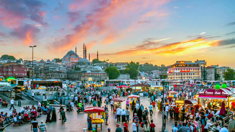 محلههای ایرانی نشین استانبول کجاست؟