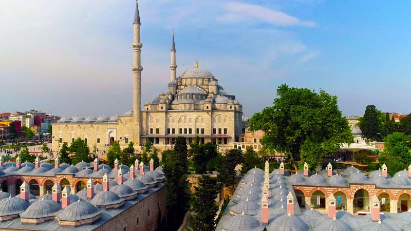 منطقه فاتح استانبول، یکی از امنترین منطقههای استانبول