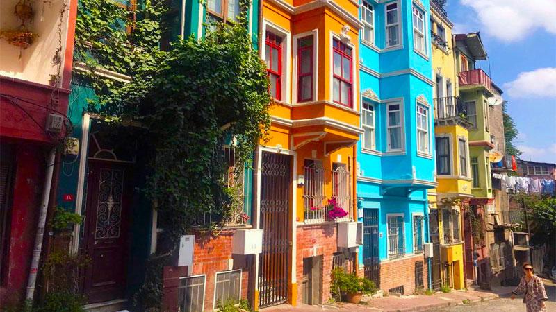 محله خان والده استانبول بهعنوان یکی از محلههای تاریخی ترکیه توسط سازمان یونسکو ثبت شده