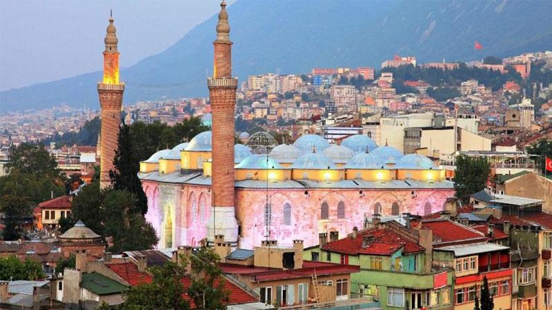 شهر بورسا در رتبه اول امنیت در بین شهرهای ترکیه