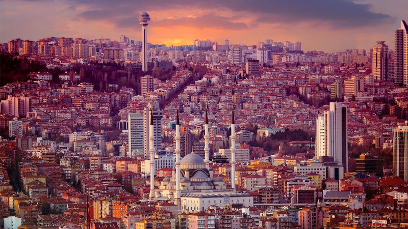 آنکارا قلب تپنده ترکیه؛ شهری امن برای یک زندگی آرام
