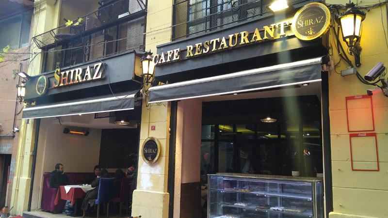 رستوران شیراز در استانبول، فرصتی برای همنشینی و همصحبت با ایرانیهای ترکیه