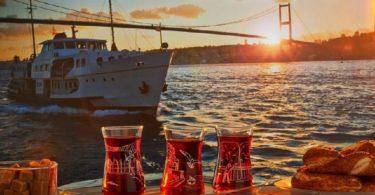 نوشیدنی های خوش طعم ترکیه