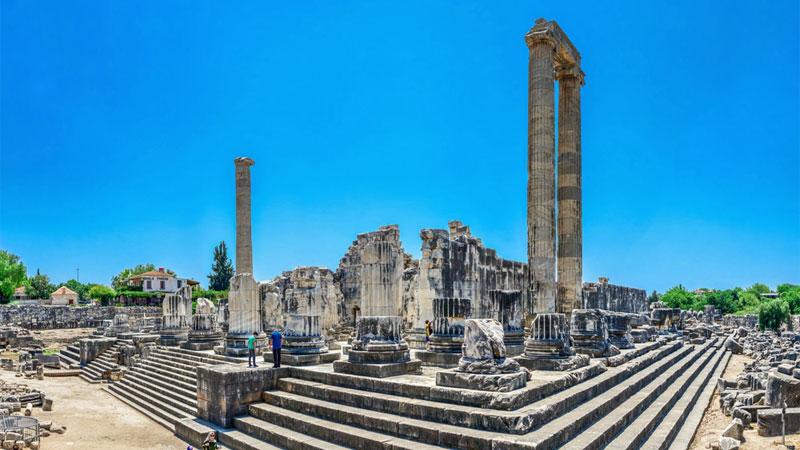 شهر تاریخی دیدیم ترکیه، کوچک اما مناسب برای کار و زندگی در ترکیه