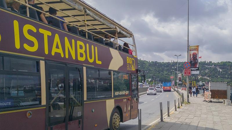 کارت اتوبوس استانبول
