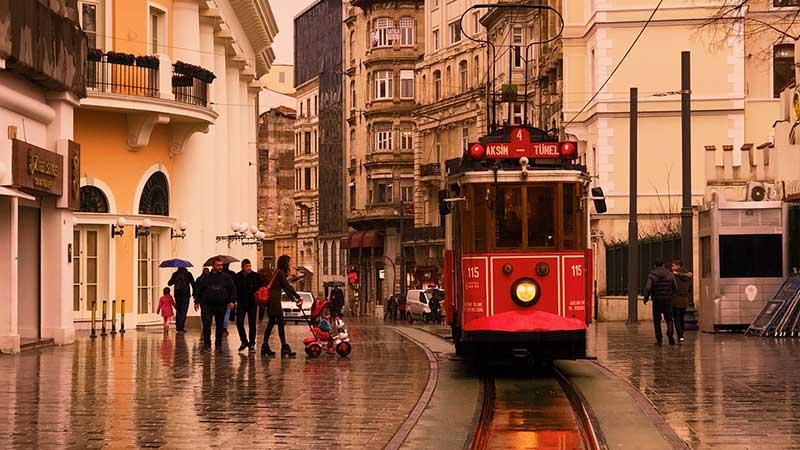 کارت گردشگری و متروی استانبول