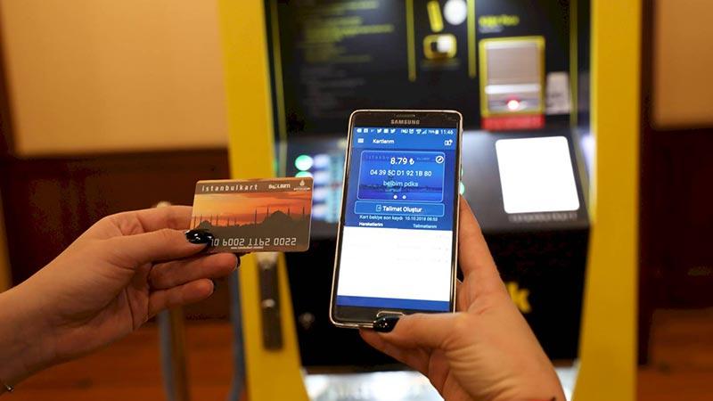 خرید و شارژ استانبول کارت