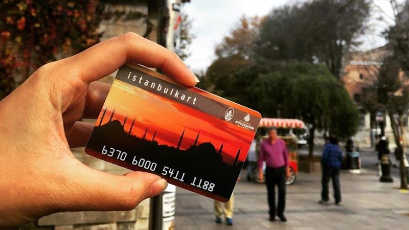 کارت گردشگری استانبول