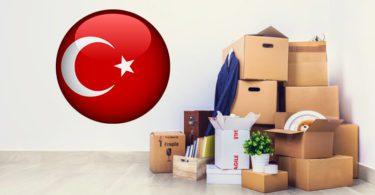 حمل اسباب منزل به ترکیه؛ چگونه به ترکیه اسباب کشی کنیم؟